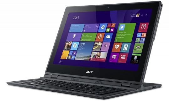Acer Aspire Switch 12 dùng chip Intel Core M