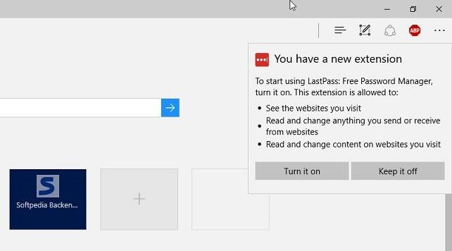 Làm thế nào để cài đặt Extension vào Edge trong Windows 10